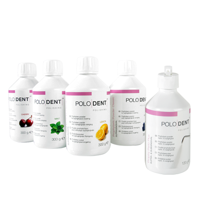 PoloDent Poudres Prophylactique